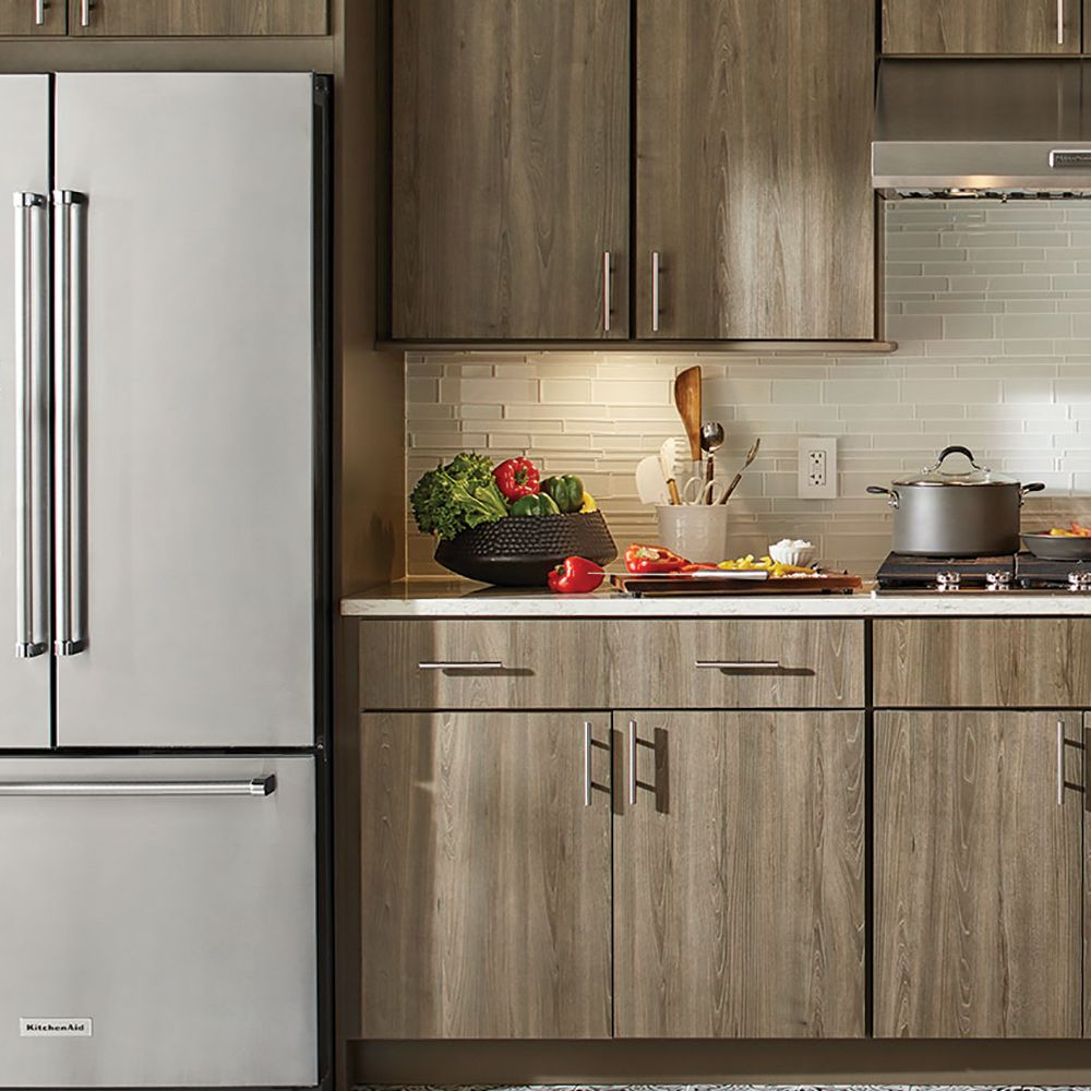 Learn how to install kitchen using common tools