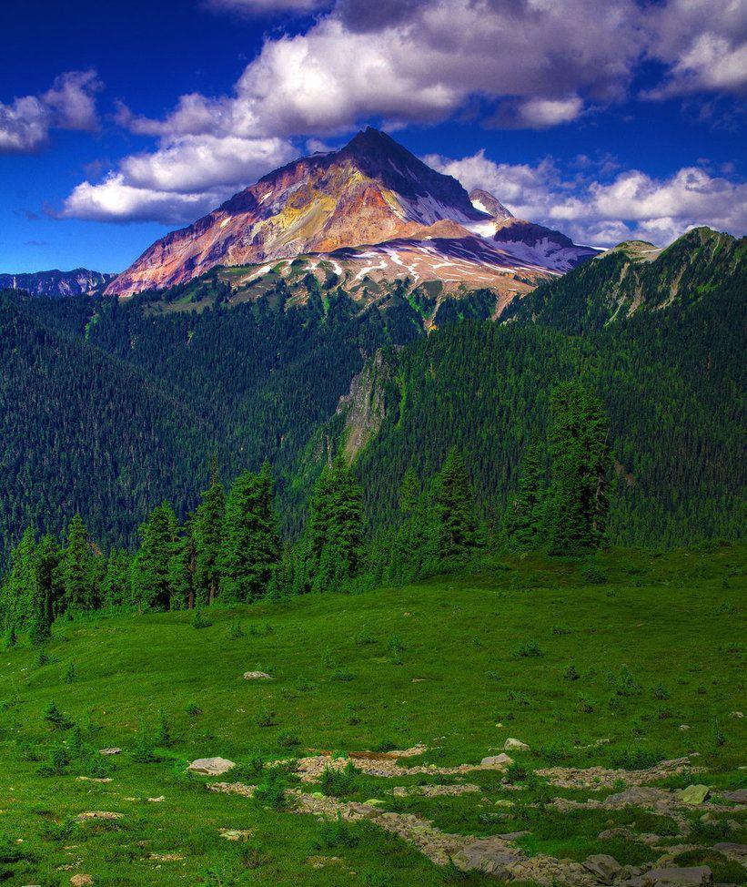 Mt Garibaldi by =jasonwilde