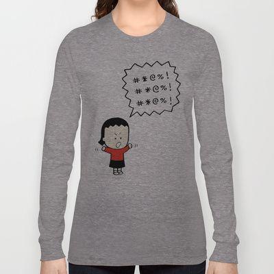 fff -censored  Long Sleeve T-shirts