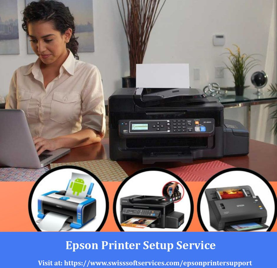 If you are facing a problem with Epson printer setup is