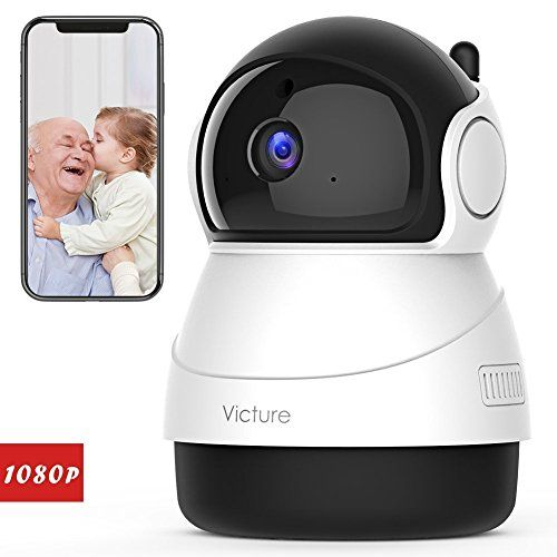Victure 1080P FHD WiFi IP Camera Wireless Indoor Camera