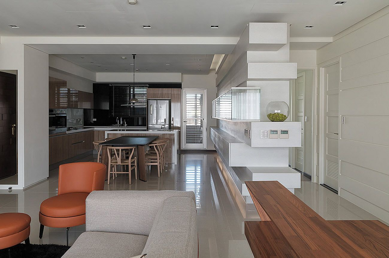 Plano y dise o de casa peque a interiores planos for Diseno de interiores para casas pequenas