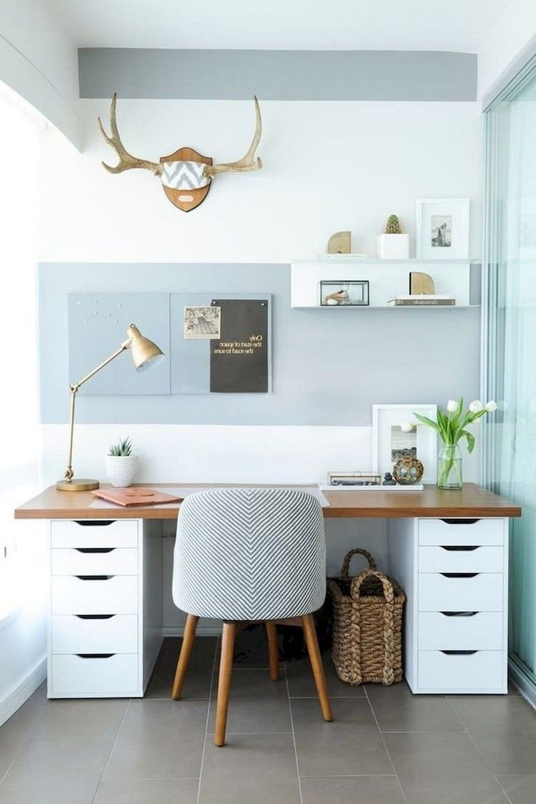 18+ Top Inspiring Home Office Decorating Ideas images