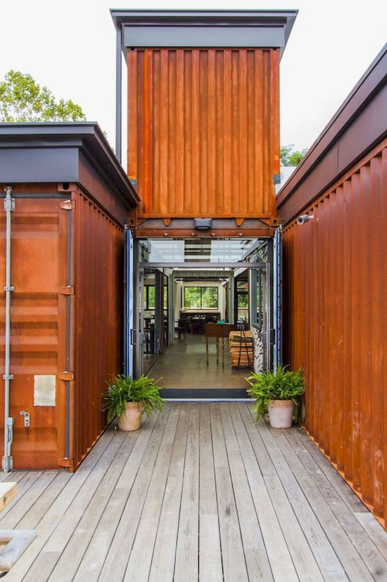 35 Stunning Container House Plans Design Ideas (1