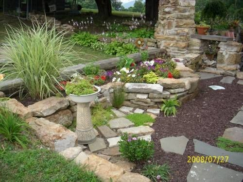 17 Best images about ROCK GARDENS on Pinterest Gardens