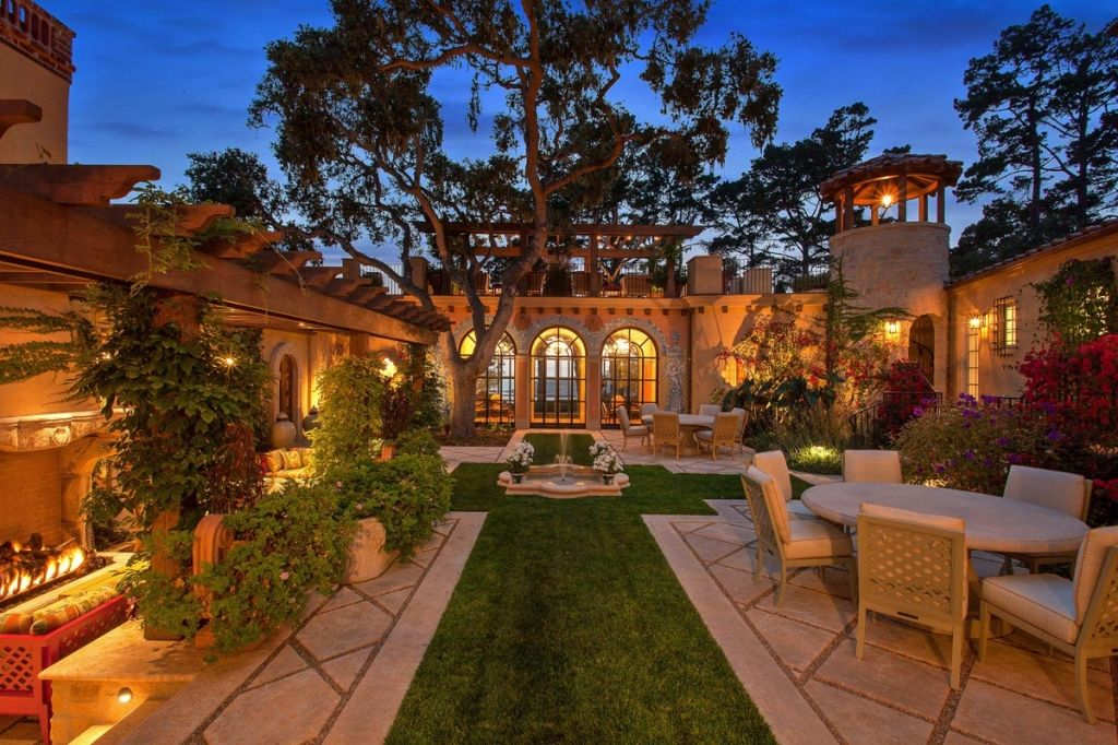 Extraordinary Home of the Week: Iconic Pebble Beach Estate