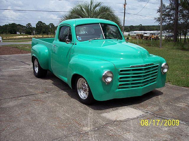 1952 Studebaker 1952 Studebaker Truck For Sale Florida
