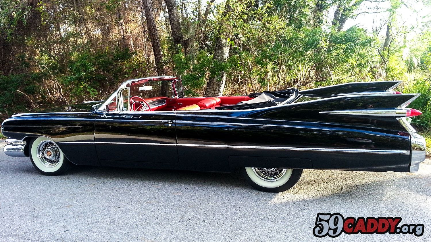 1959 Cadillac For Sale Black 1959 Cadillac Convertible Series 62 For