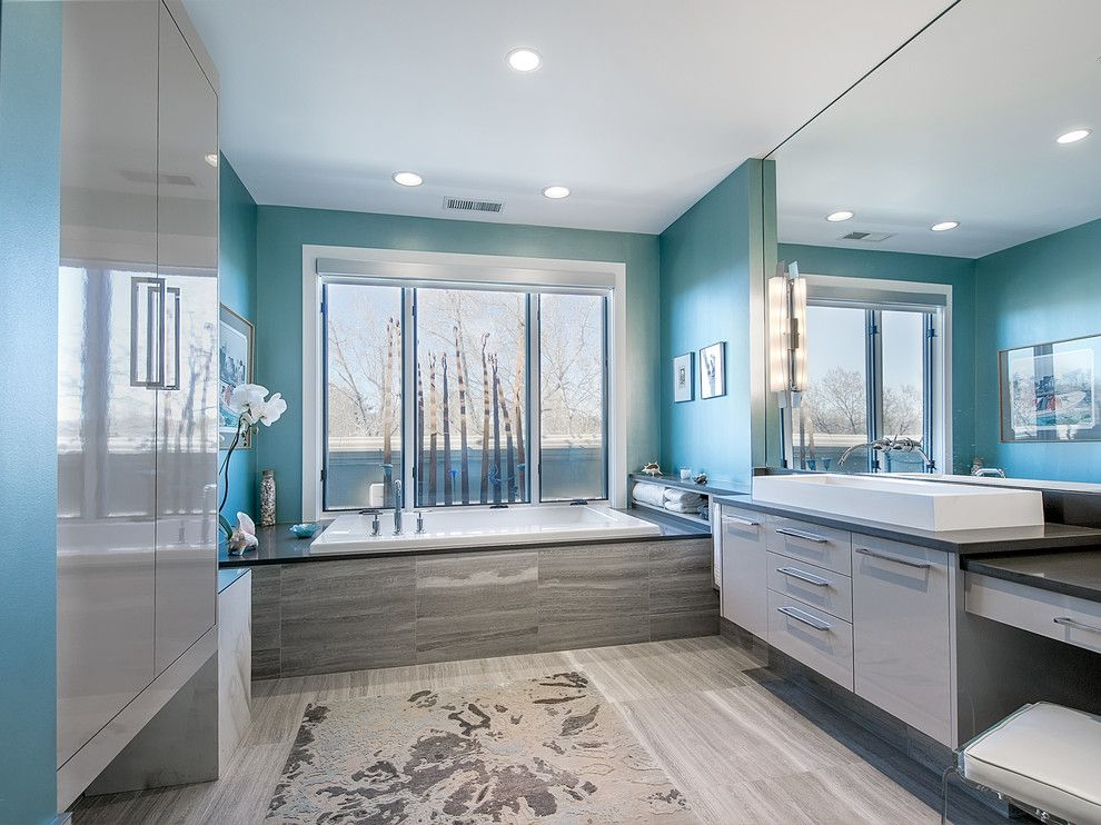 18 Fresh Interior Design Trends To Watch For In 2014   Interior  Institutions, Inc. Frolicsome And Spirited, This Fresh Breeze Of Turquoise  Truly Animates ...