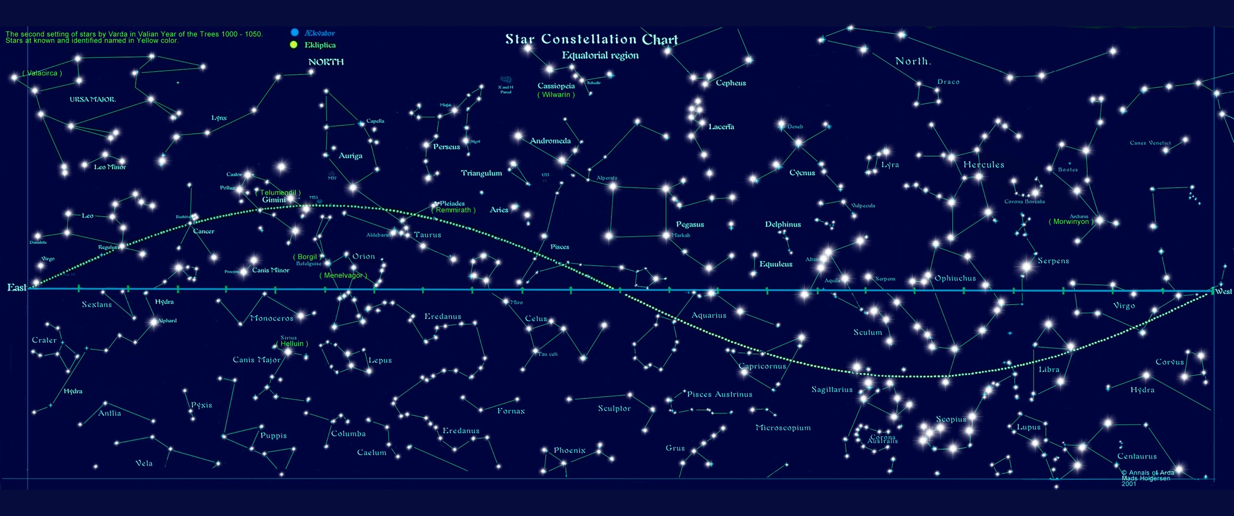 Star Constellation Map How To See The Stars: The Ultimate Constellation Image Gallery  Star Constellation Map