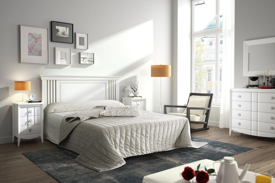 Tu Dormitorio En Color Blanco El Dormitorio Siempre Debe Ser Una  ~ Pintar Dormitorios De Matrimonio