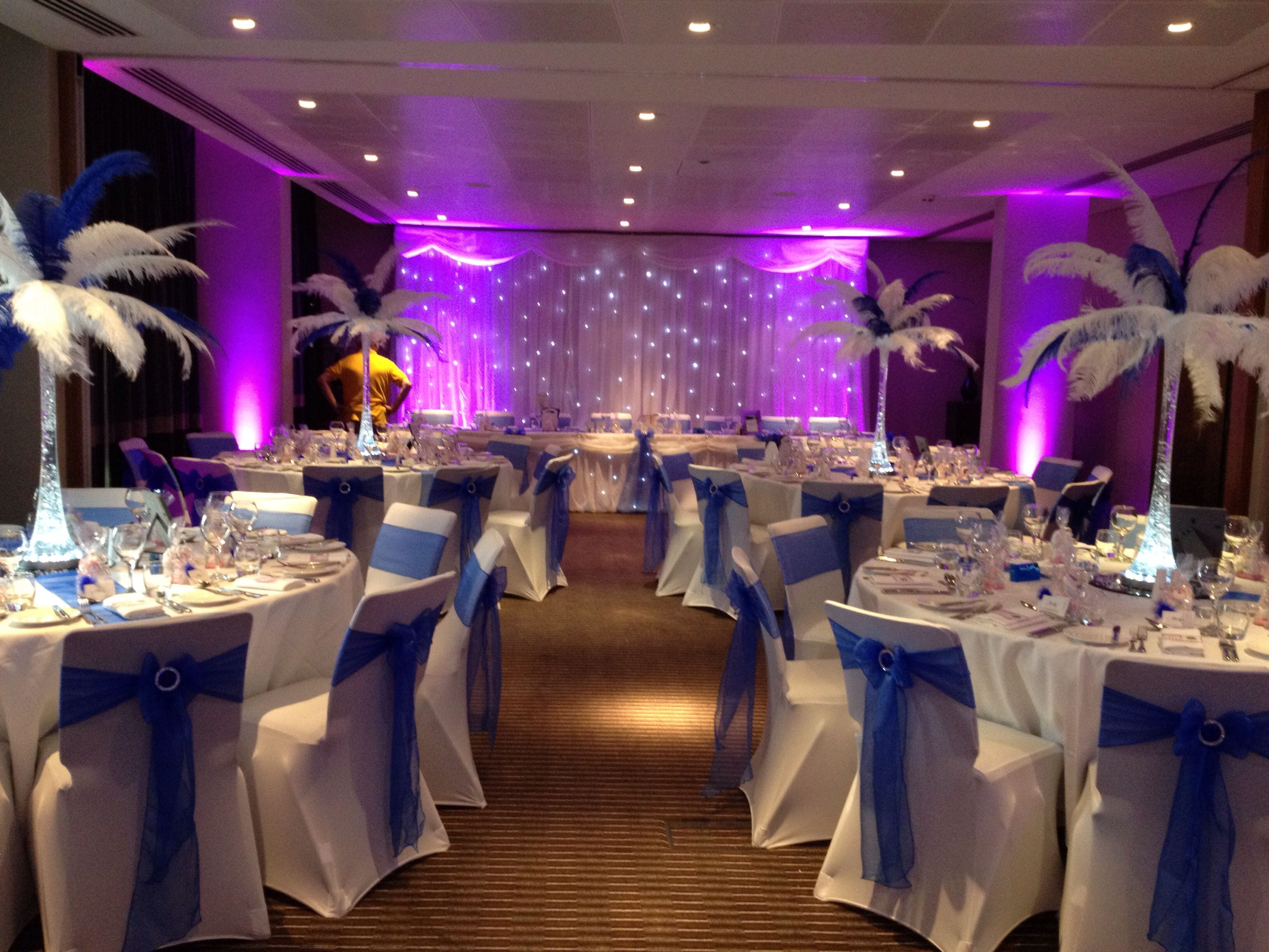 Wedding venue decoration images  The Aviator Hotel  Events For U Specialists in event dressing and