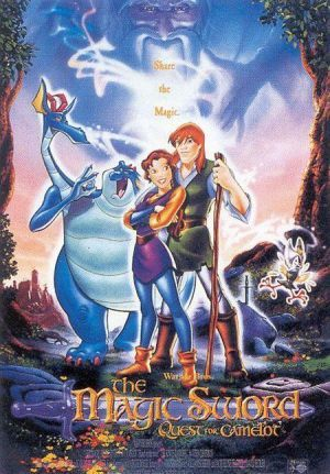 The Magic Sword Quest For Camelot Quest For Camelot Quest For