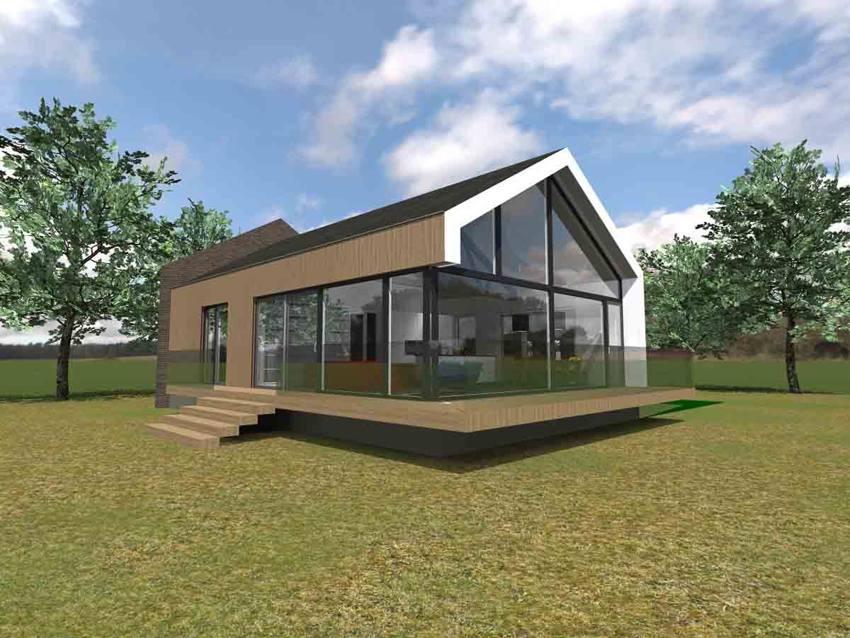 Huis ontwerpen trendy ontwerp with huis ontwerpen for Zelf woning ontwerpen
