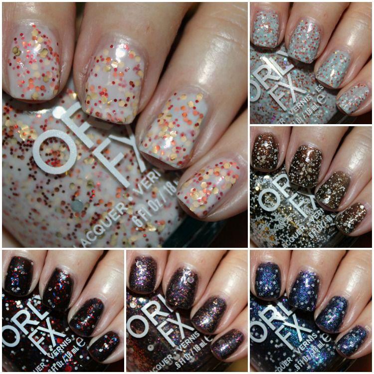 Orly Galaxy FX Spring 2014 Collection www.vampyvarnish.com #nye ...