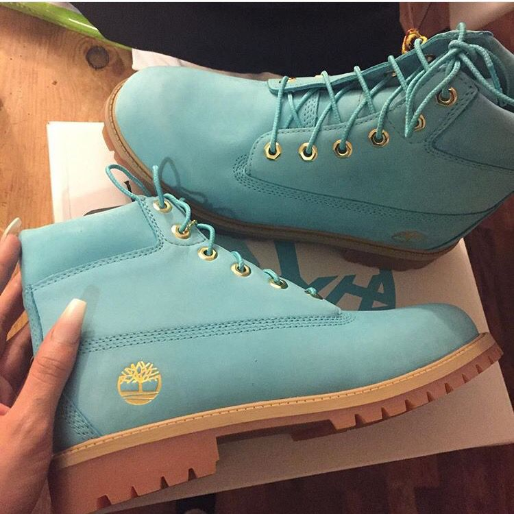 Timberland Boots Mint