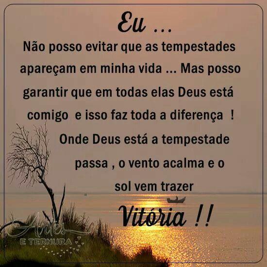 Deus Sempre Presente Em Minha Vida Graças A Deus Citações