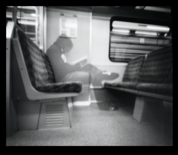 London Commuting ©Joao Amaral