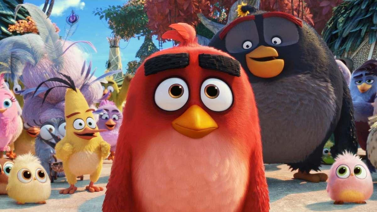Angry Birds 2 Pelicula Completa En Espanol Latino Hd