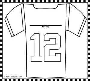 Football Jersey Coloring Page Luxury Free Printable Coloring Pages