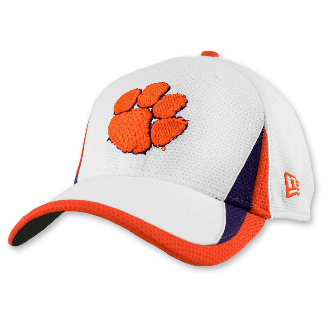 eaf996da2be0f Clemson  Tigers  Performance  Training  NewEra  Hat