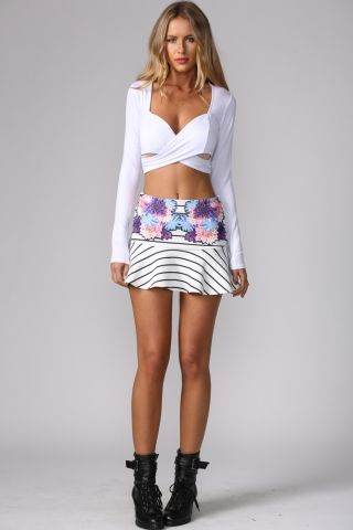 HelloMolly | French Milk Top - New In