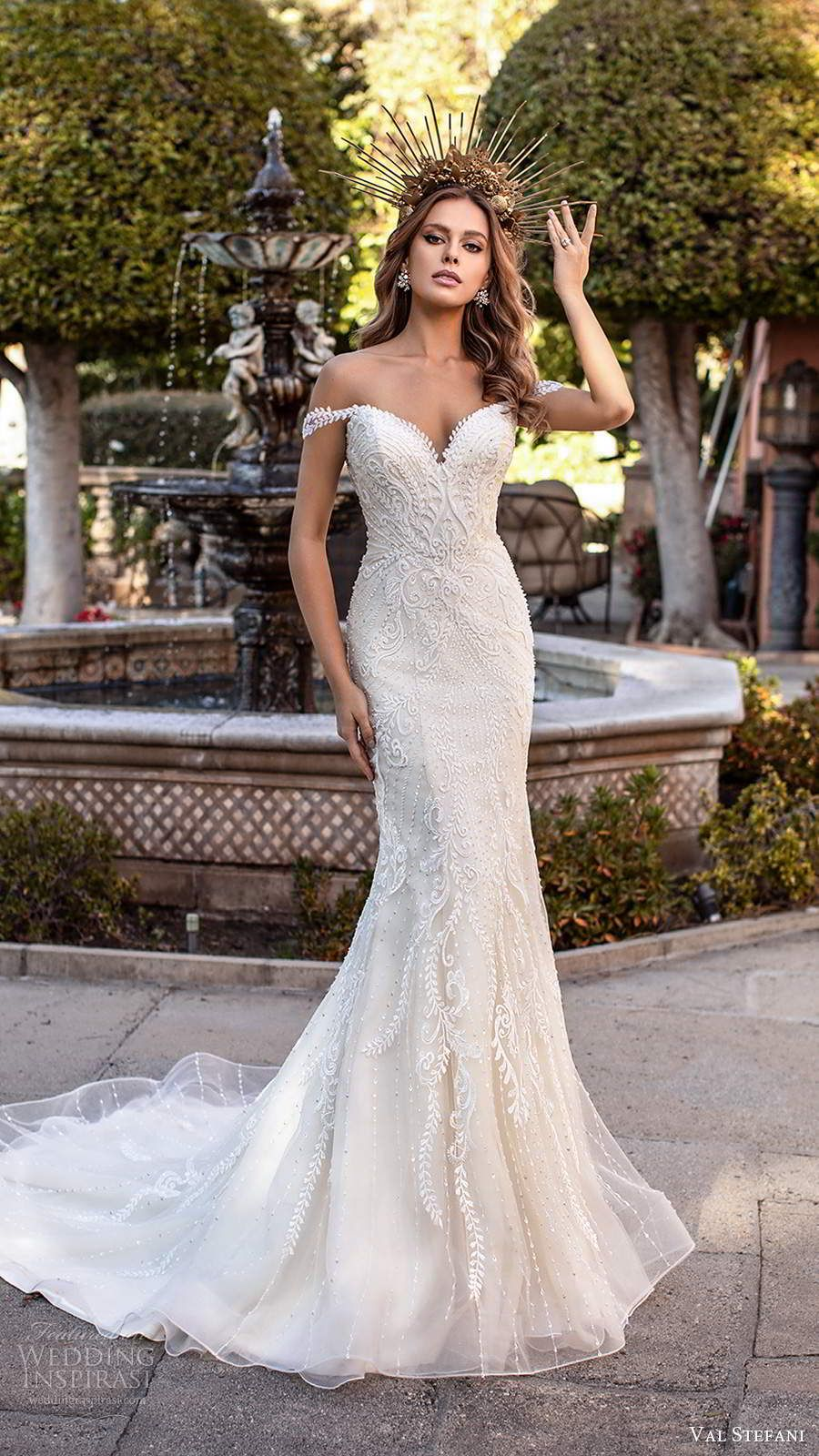 Val Stefani Fall 2020 Wedding Dresses in 2020 Wedding