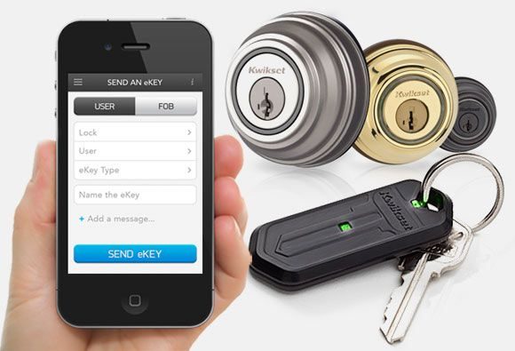 kwikset kevo keyless entry system my future home