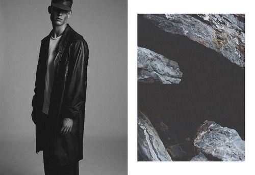 Photo by Leonardo Bornati. Styling by Anna Cadeddu.  menswear mnswr mens style mens fashion fashion style editorial