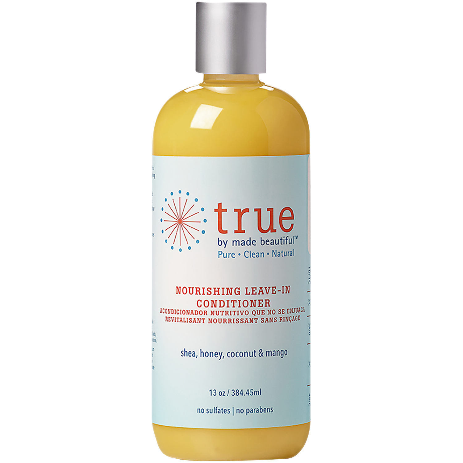 True by Made Beautiful Nourishing Leavein Conditioner is