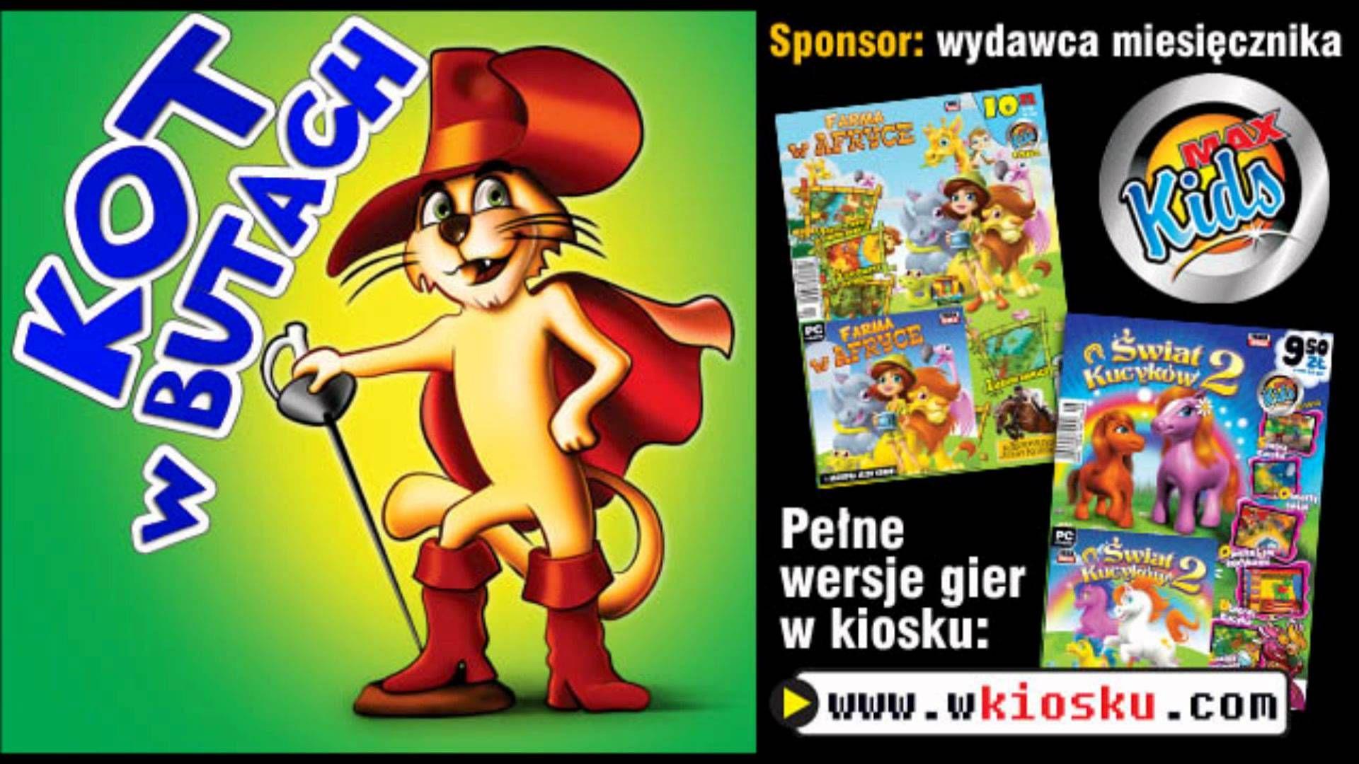 Kot W Butach Bajka Audio Legendy Polskie Character