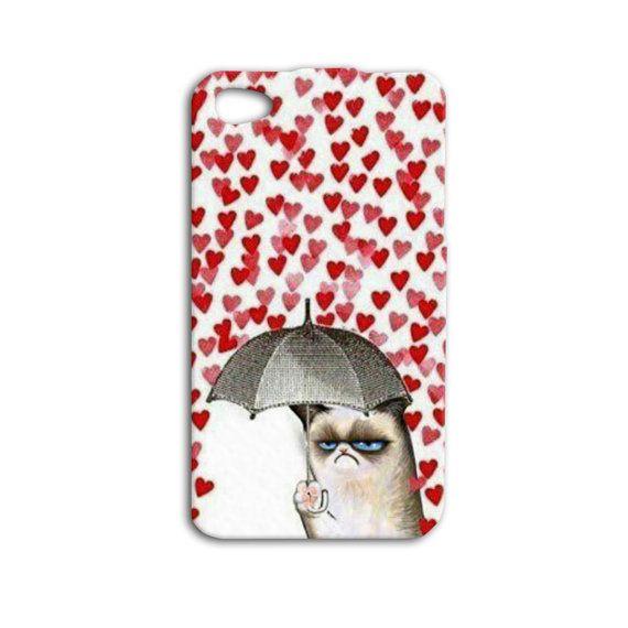 Grumpy Cat Case Rain Case