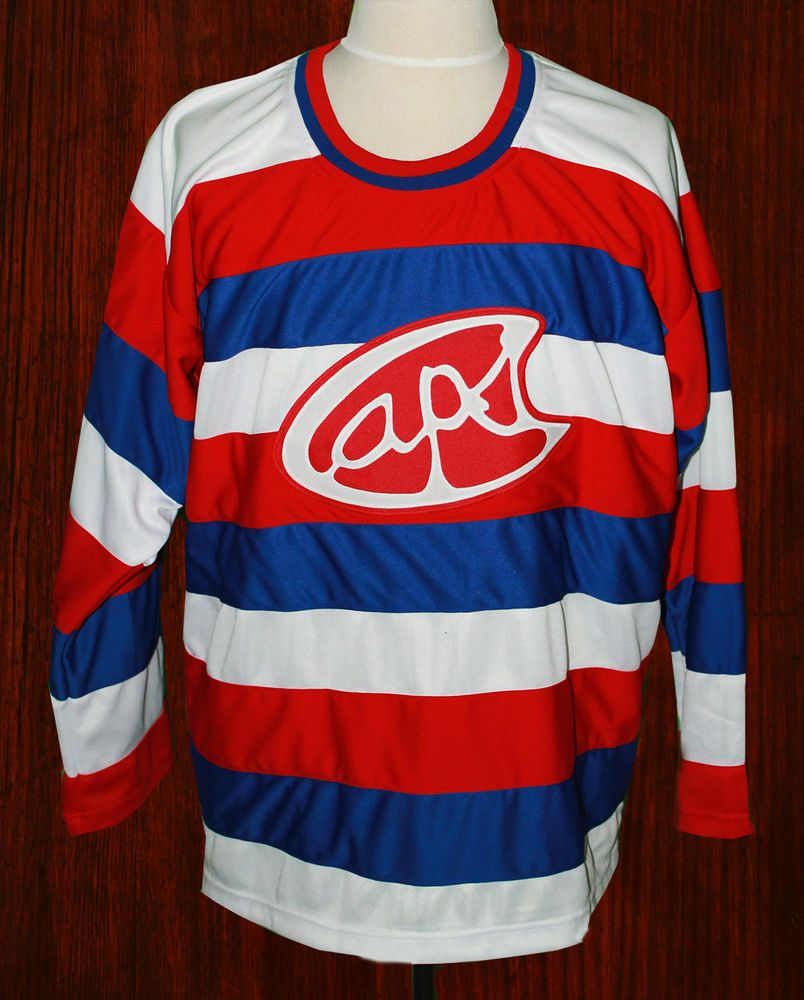 old caps jersey
