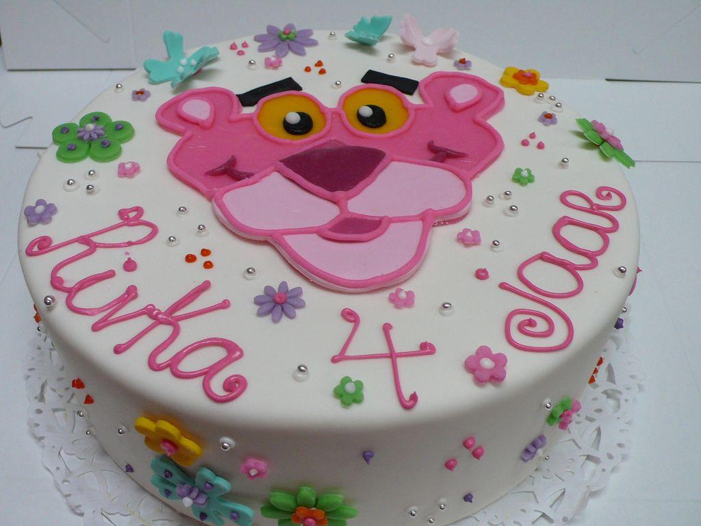 Pink Panther Cake Pesquisa Google Pink Panther Cake Cake