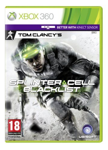 splinter cell blacklist xbox 360