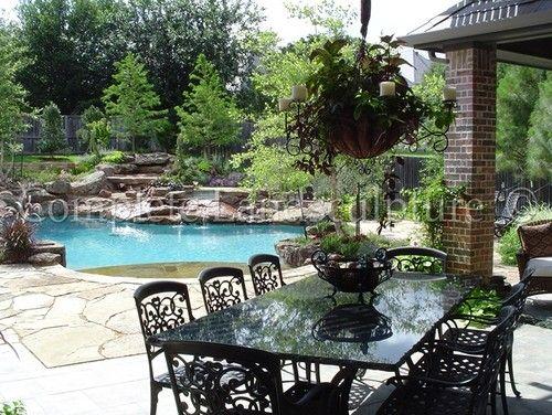 Outdoor Living Spaces - - exterior - dallas - by Complete ... on Dfw Complete Outdoor Living id=60026
