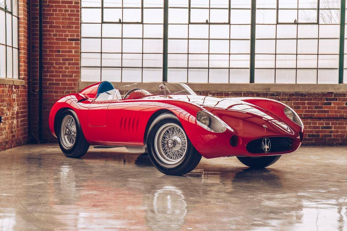1957 Maserati 300S for sale 2167802 Hemmings Motor News