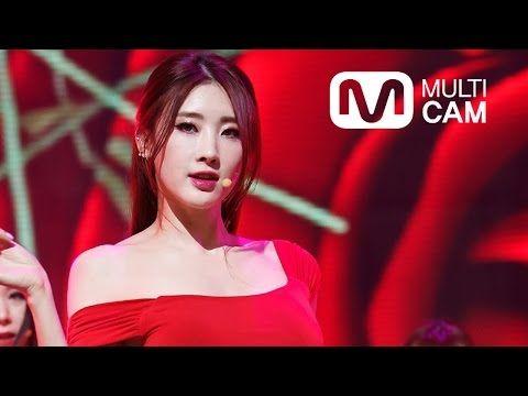 [엠넷멀티캠] 나인뮤지스 성인식 현아 직캠 Nine Muses Hyunah Fancam @Mnet MCOUNTDOWN_150305 - YouTube