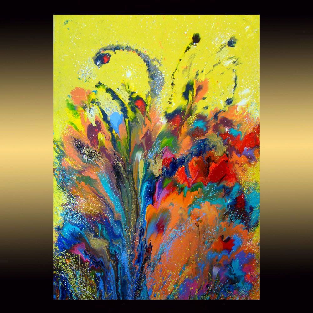 canvas art very large painting abstract painting on modern acrylic paintings for living room id=54269