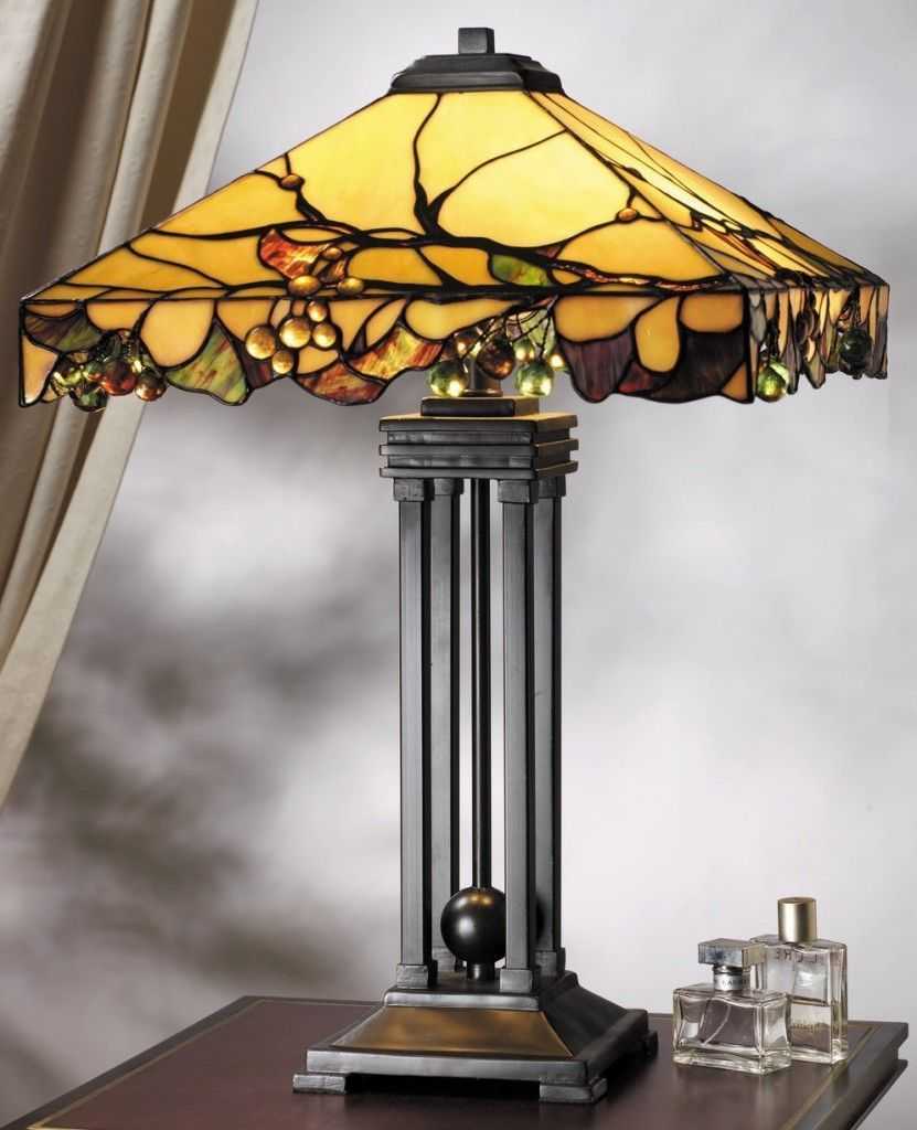 Living Room Lamp Shades: Hanging Tiffany Lamp Shades For Living Room