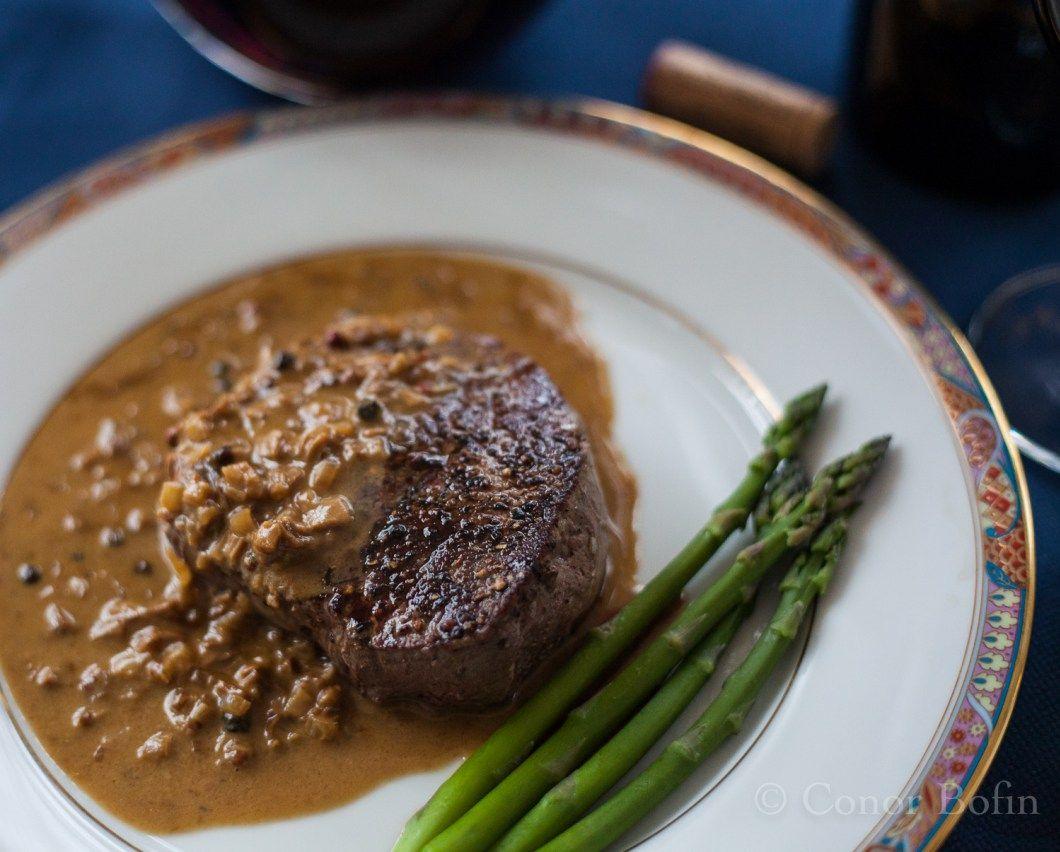 Fillet steak with porcini sauce (16 of 17)