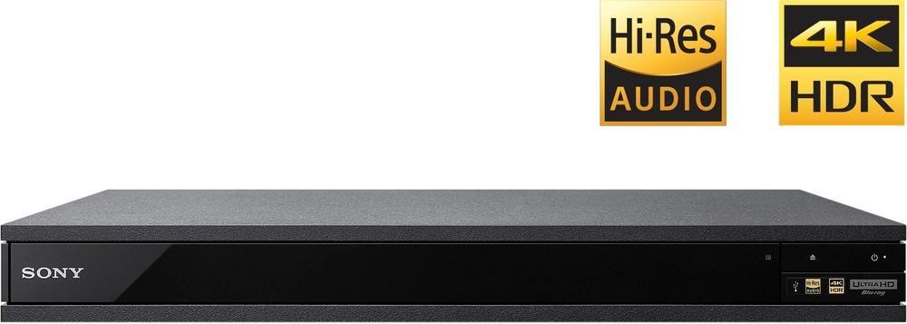 Sony Ubp X800 Streaming 4k Ultra Hd 3d Hi Res Audio Wi Fi