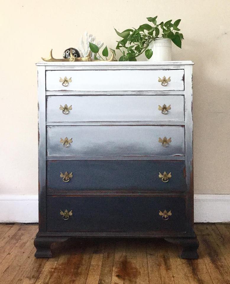 Repurposed Furniture Flea Market Flips