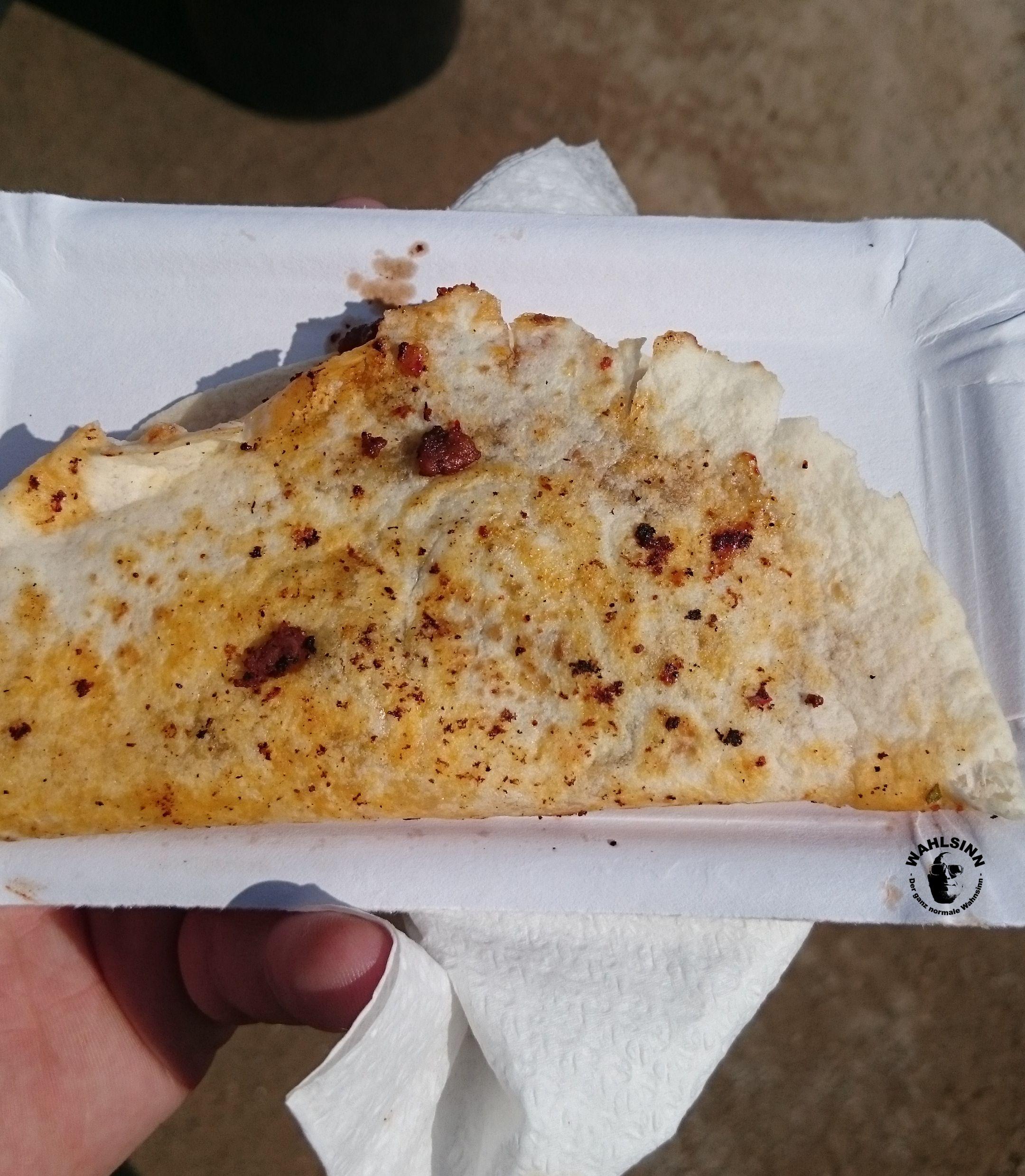 Street Food Festival -  Leckere Taccos gibts da