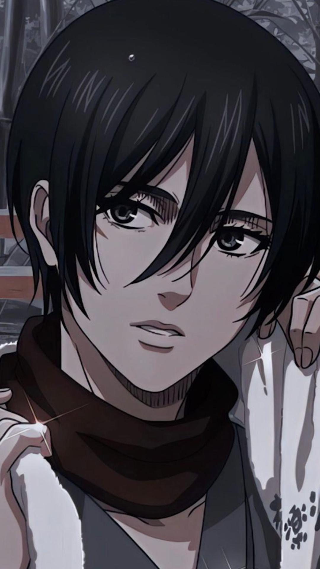 Mikasa Ackerman Season 4 Reaction