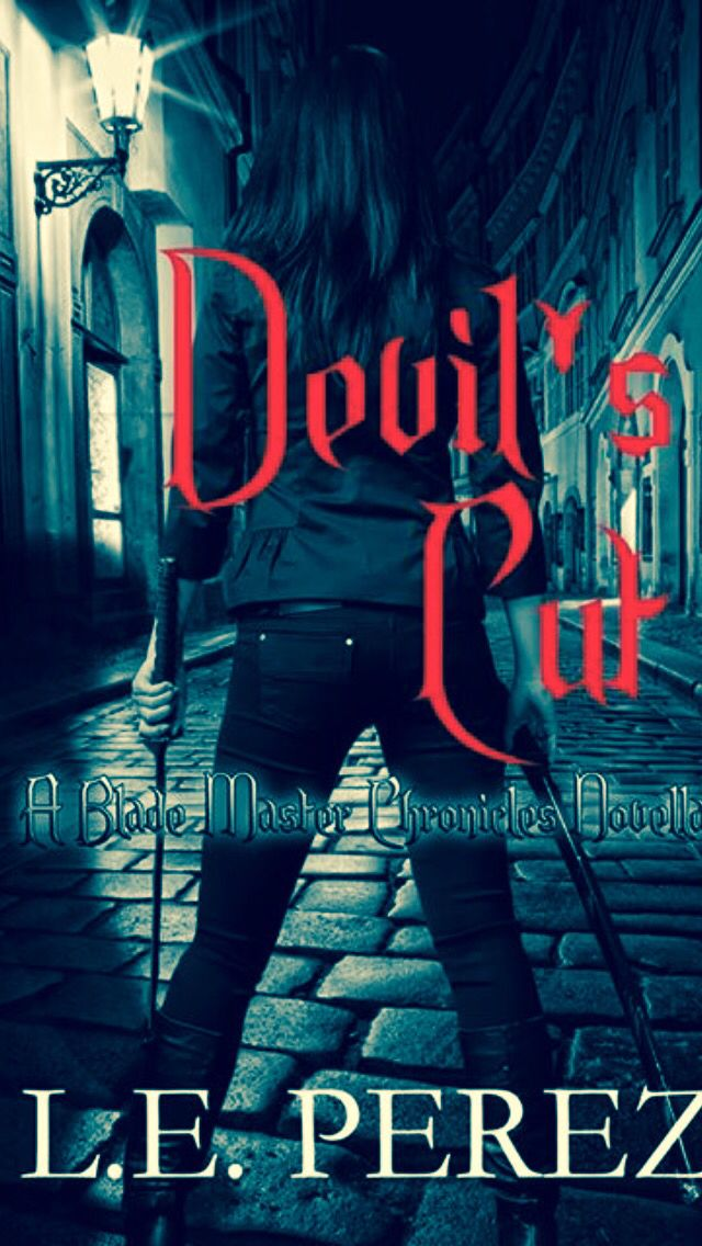 Cover of the first story in Blade Master Chronicles. Introducing Kat DelaVida