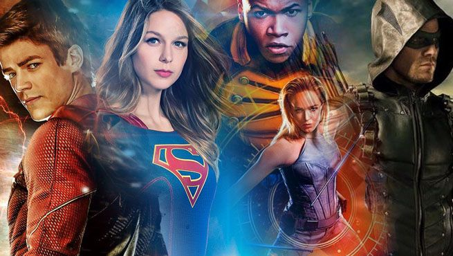 First Teaser For The Flash Arrow Supergirl Legends Of
