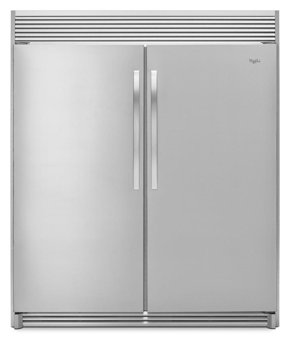 Whirlpool Sidekicks 1 All Refrigerator Stainless Steel Kitchen Big Refrigerator
