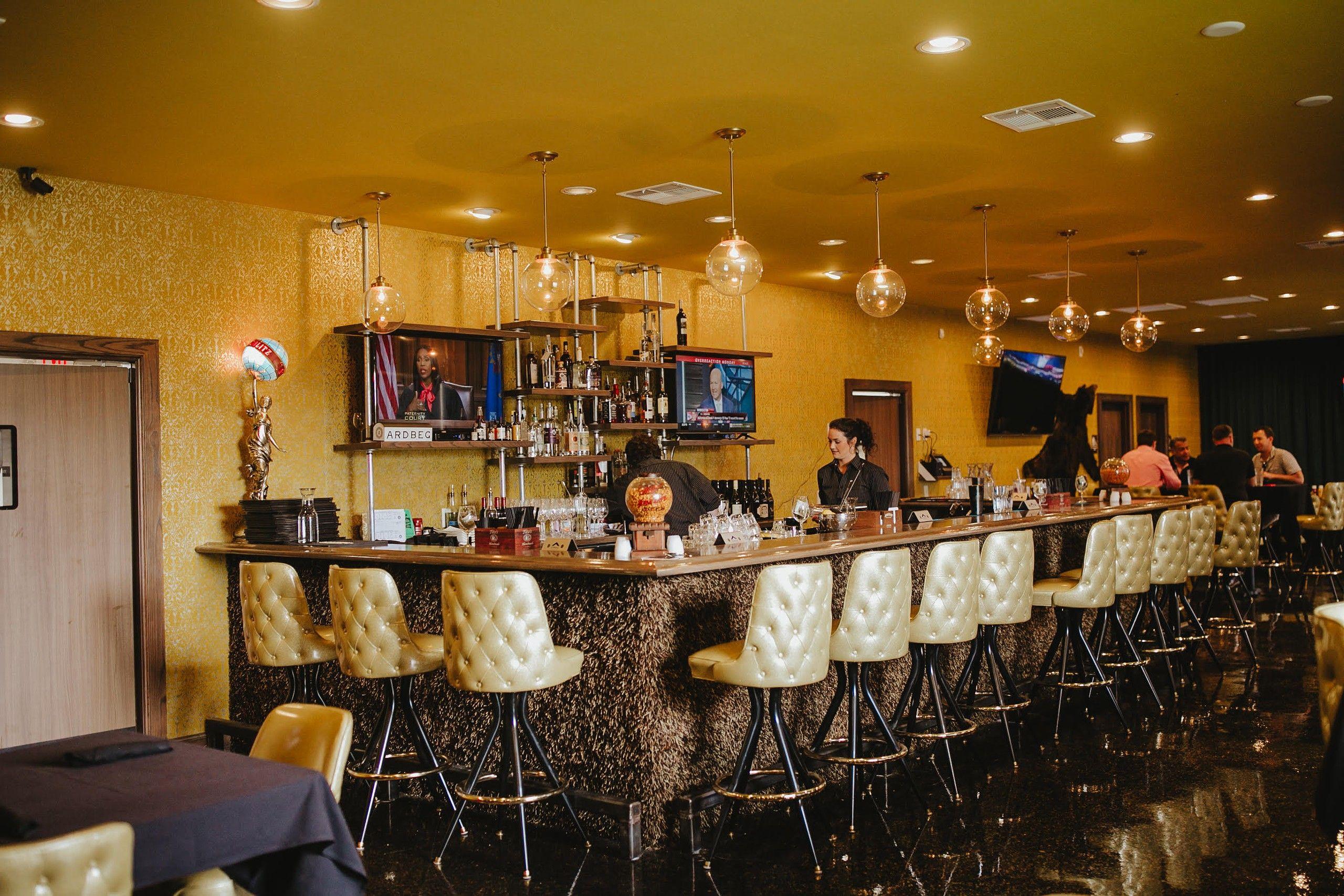 Okg Sneak Peek Ned S Starlite Lounge In Nw Okc Oklahoma City Slideshows Oklahoma Gazette Restaurant Furniture Restaurant Photos Chicago Restaurants