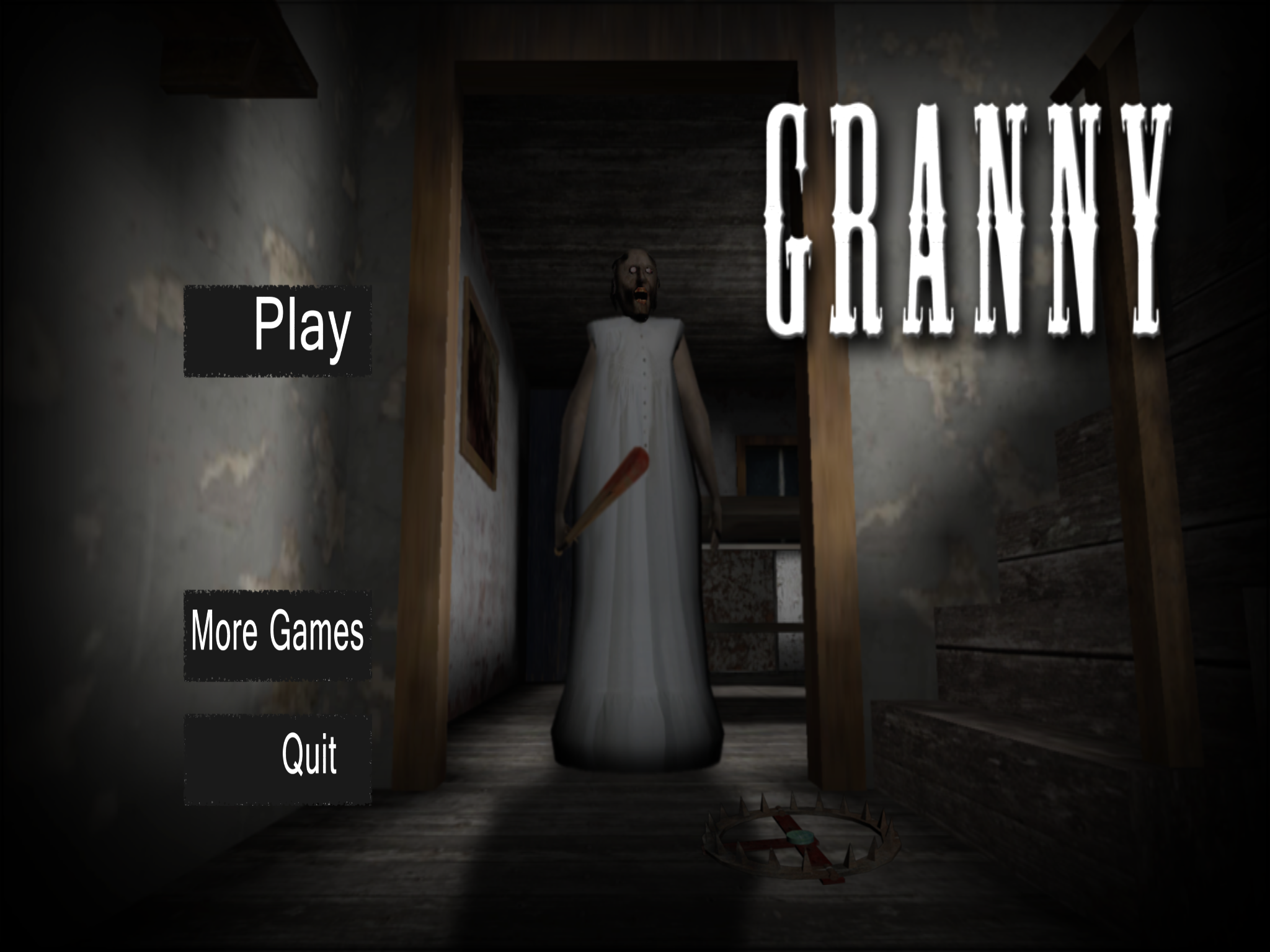 Granny, the best horror mobile game with over 1million